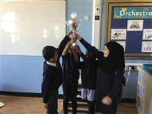 Y4 Win SSELP Times Table Challenge