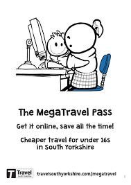 Mega Travel Pass For Under 16's