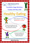 Healthy Eating for FS1 & FS2 Parents