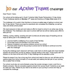 10 Day Active Challenge - 11th-22nd June