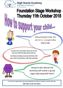 FS2 Workshop Supporting Your Child