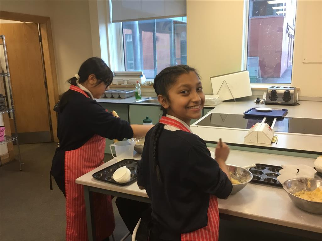 Y6 Enjoying A Day At Sheffield Park Academy